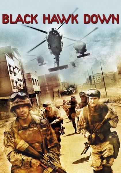 دانلود رایگان فیلم Black Hawk Down 2001 با دوبله فارسی