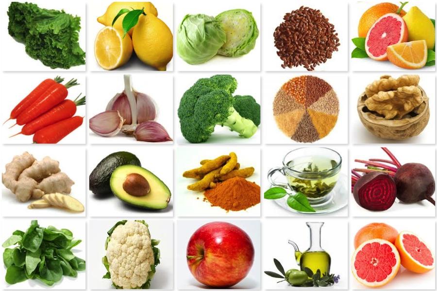این غذاها کبد را تقویت می کنند (کبد سالم)