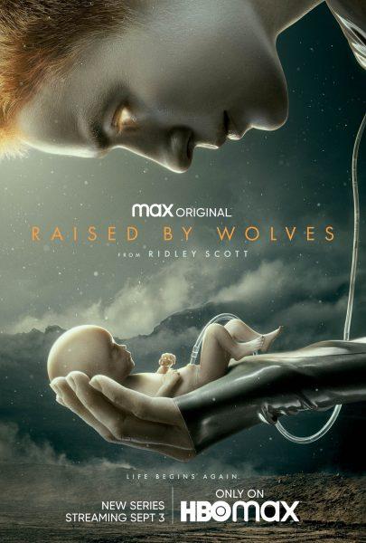 دانلود سریال Raised by Wolves با زیرنوس فارسی چسبیده