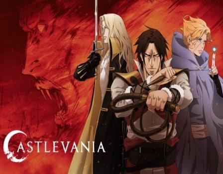 دانلود فصل دوم انیمیشن کسلوانیا با دوبله فارسی Castlevania Season Two