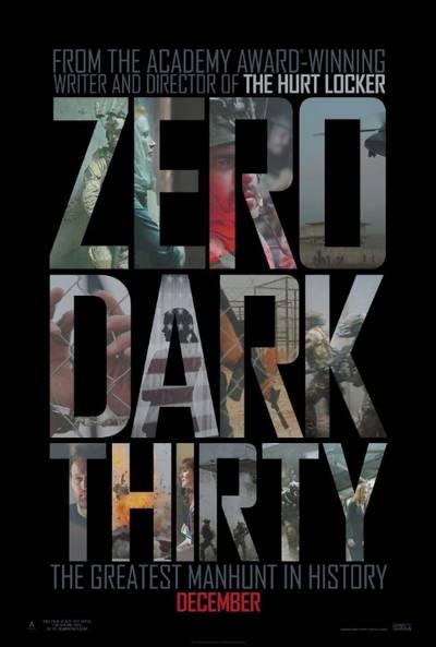 دانلود فیلم Zero Dark Thirty 2012