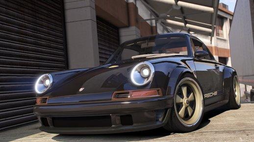 خودرو پورشه 911 Singer DLS Edition برای GTA V