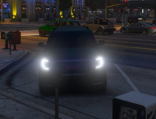 خودرو GMC SLT 2018 برای GTA V