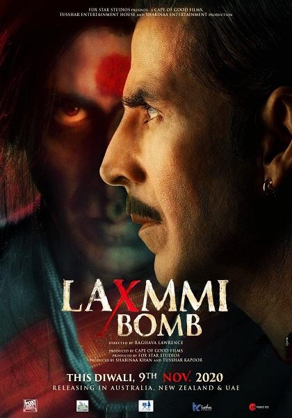 دانلود فیلم لاکسمی Laxmii 2020