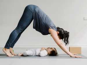 لاغر شدن و کاهش وزن بعد از دوران بارداري