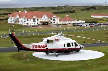 بالگرد شخصي دونالد ترامپ به فروش مي رسد