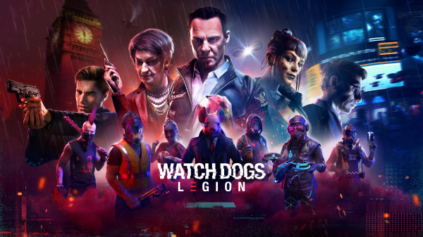 کرک بازی Watch Dogs Legion برای PC