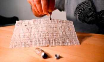 پيدا شدن نامه اي از جنگ جهاني اول که به مقصد نرسيد