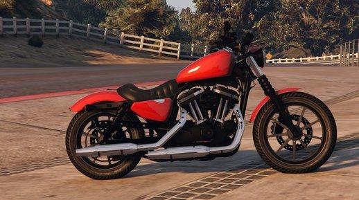 موتور Harley-Davidson برای GTA V