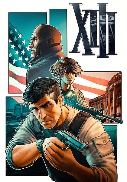 دانلود بازی XIII Remake برای کامپیوتر