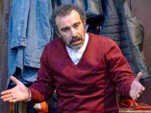 محسن تنابنده در قرنطينه به علت مبتلا شدن به کرونا / نقي معمولي کرونايي شد