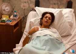 زن 42 ساله با اسم سرطان کلاه مردم را برداشت