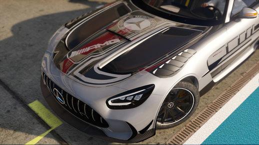 خودرو بنز AMG GT 2020 برای GTA V