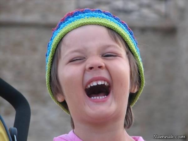 جوک های با مزه کودکانه و خنده دار
