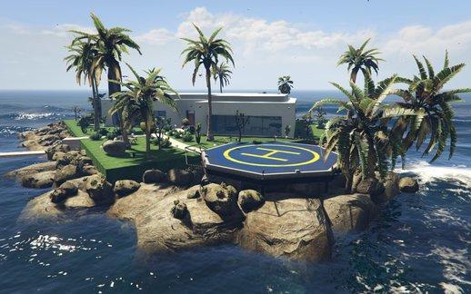 ویلای دریایی برای GTA V