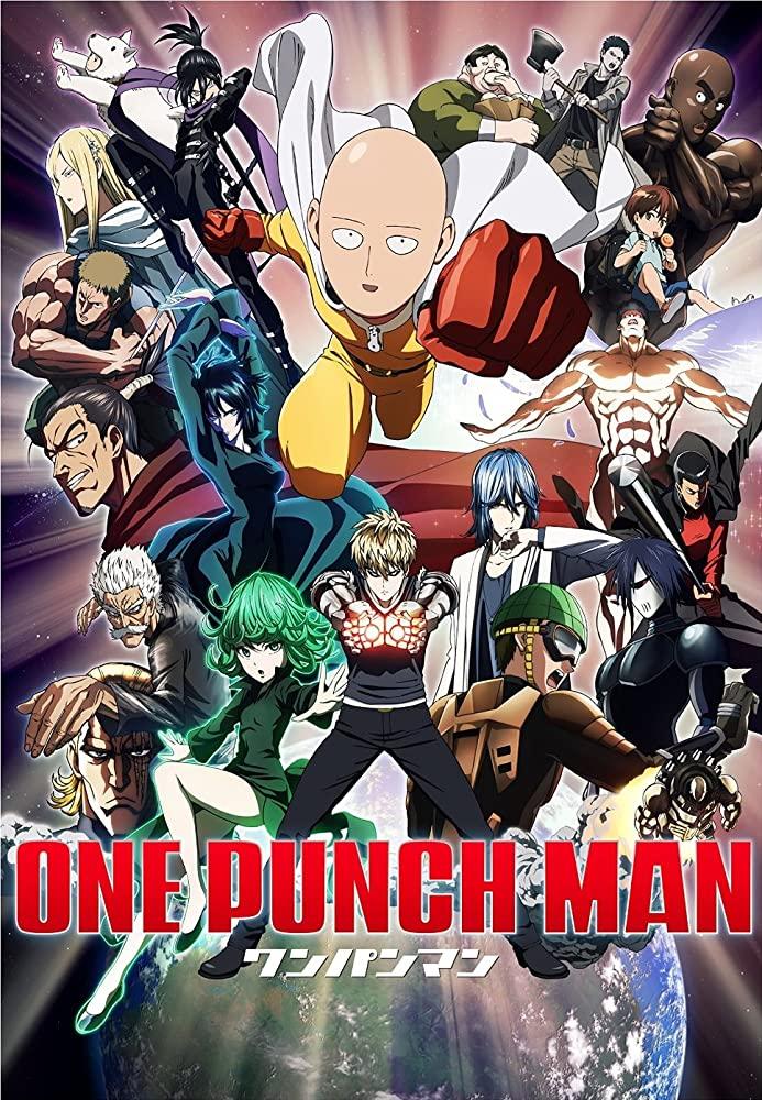 دانلود سریال One Punch Man