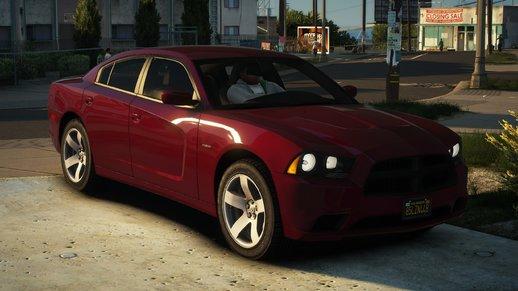 خودرو دوج چلنجر 2014 برای GTA V
