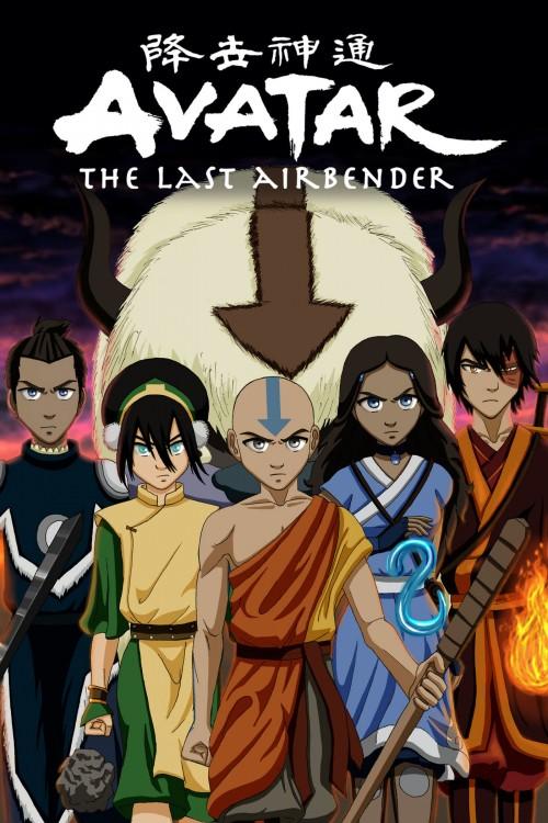 دانلود انیمیشن سریالی Avatar The Last Airbender