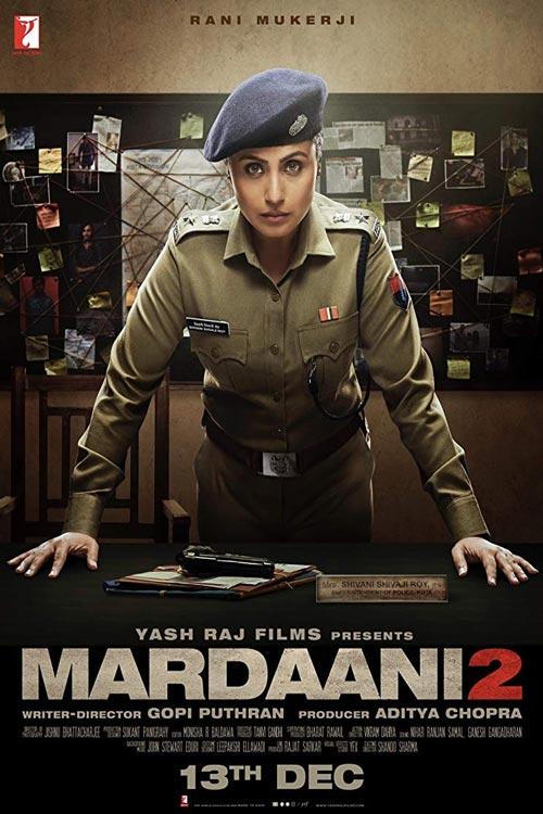 دانلود فیلم هندی Mardaani 2 2019 مردانگی ۲ دوبله فارسی