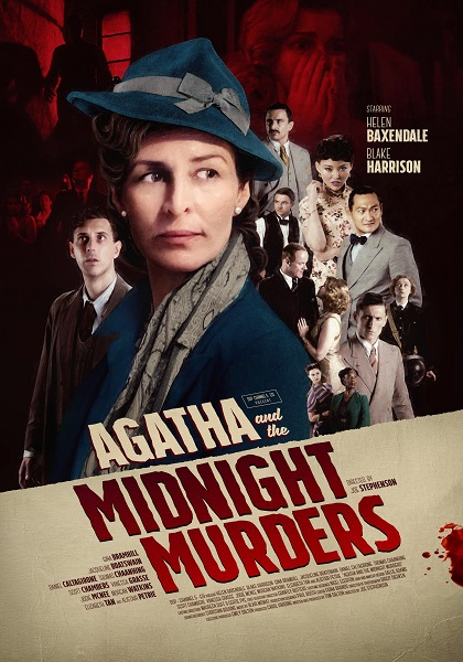 دانلود فیلم Agatha and the Midnight Murders 2020