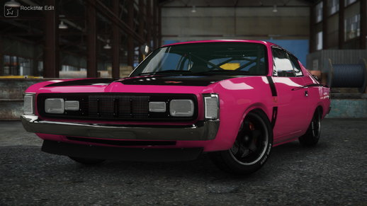 خودرو Chrysler Valiant Charger 1972 برای GTA V