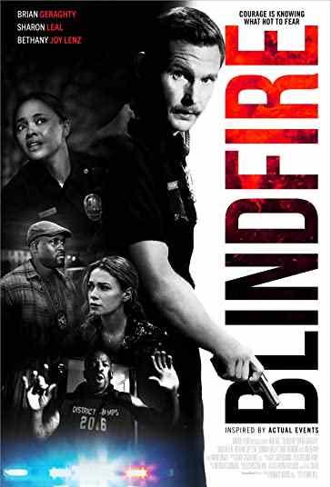 دانلود فیلم جنایی Blindfire 2020 شلیک کور
