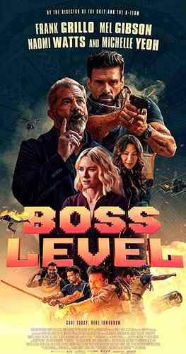 دانلود فیلم اکشن Boss Level 2020 رتبه رئیس