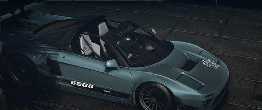 خودرو 1992 Honda NSX برای GTA V