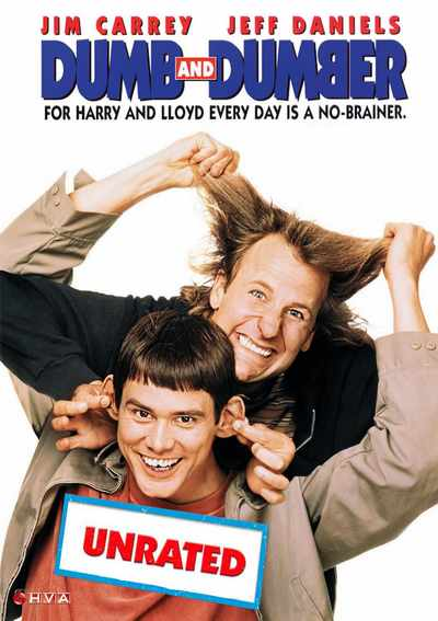 دانلود فیلم Dumb & Dumber 1994 UNRATED BluRay 720p