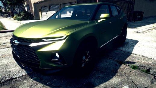خودرو شرولت Blazer 2020 برای GTA V