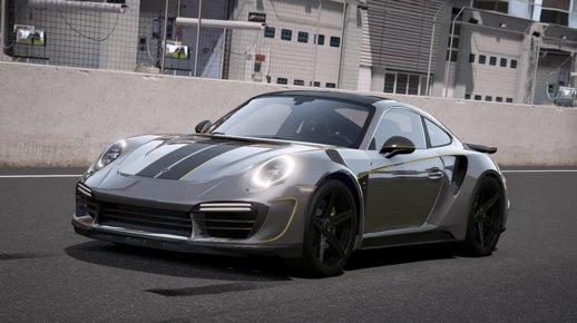 خودرو پورشه 911 2017 برای GTA V
