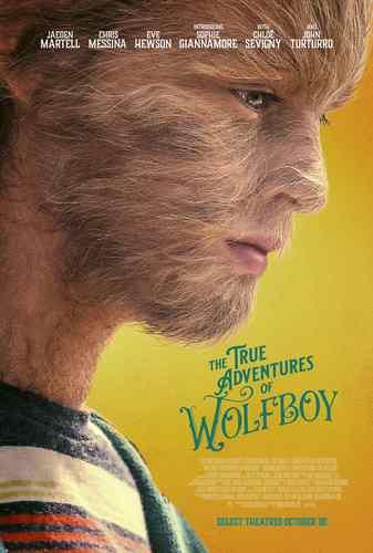 دانلود فیلم خانوادگی The True Adventures Of Wolfboy 2019 ماجراهای واقعی وولفبوی دوبله فارسی