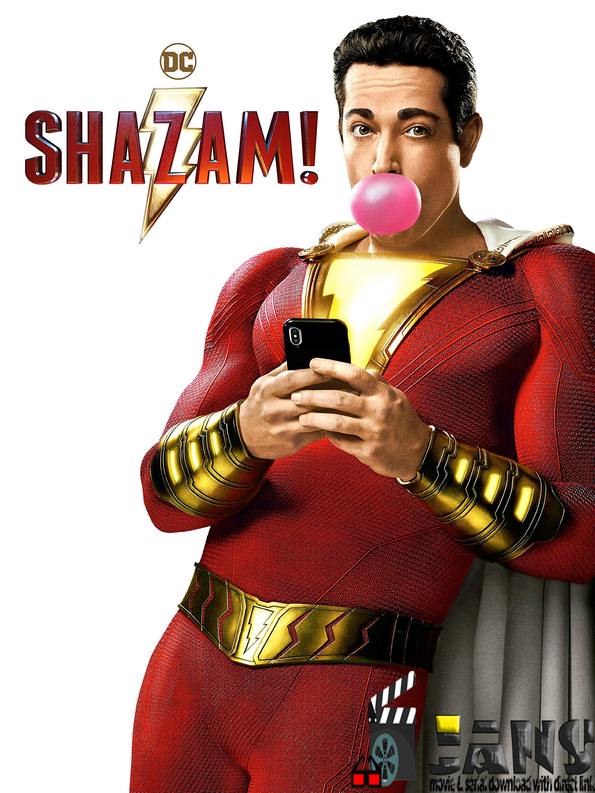 دانلود مود SHAZAM برای GTA SA