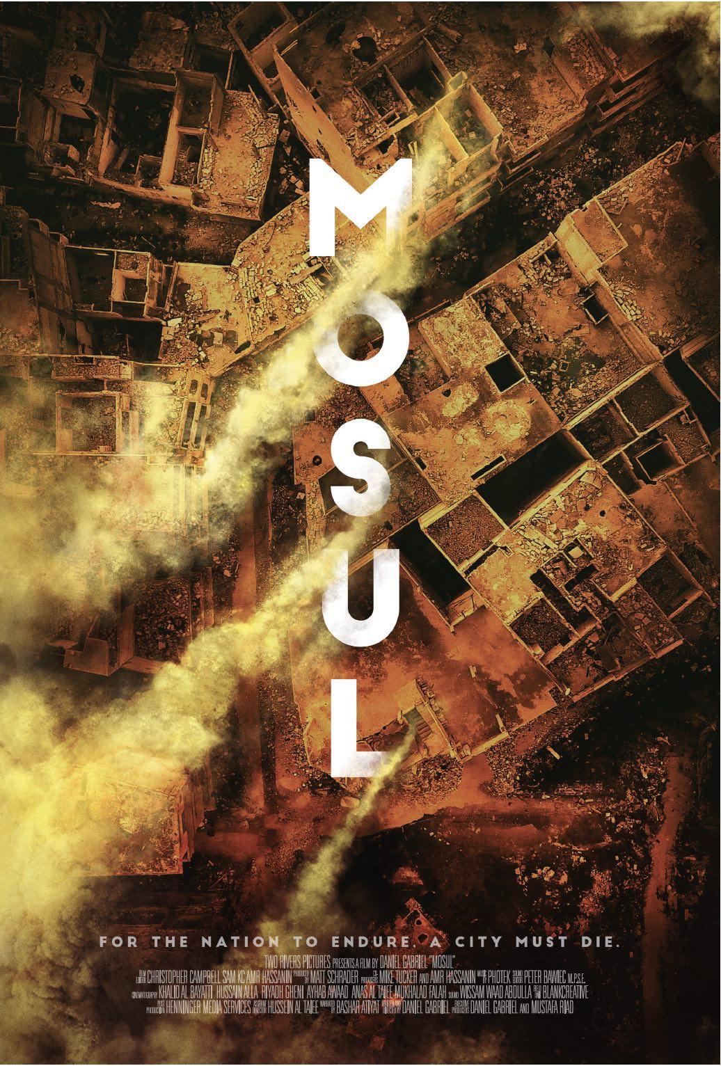 دانلود فیلم جنگی Mosul 2019 موصل