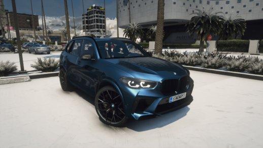 خودرو بی ام و سری x5 2020 برای GTA V