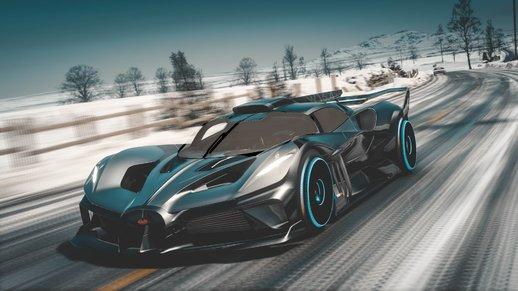 خودرو بوگاتی Bolide 2020 برای GTA V