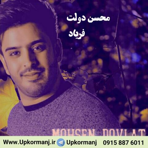 دانلود آهنگ جدید محسن دولت به نام فریاد