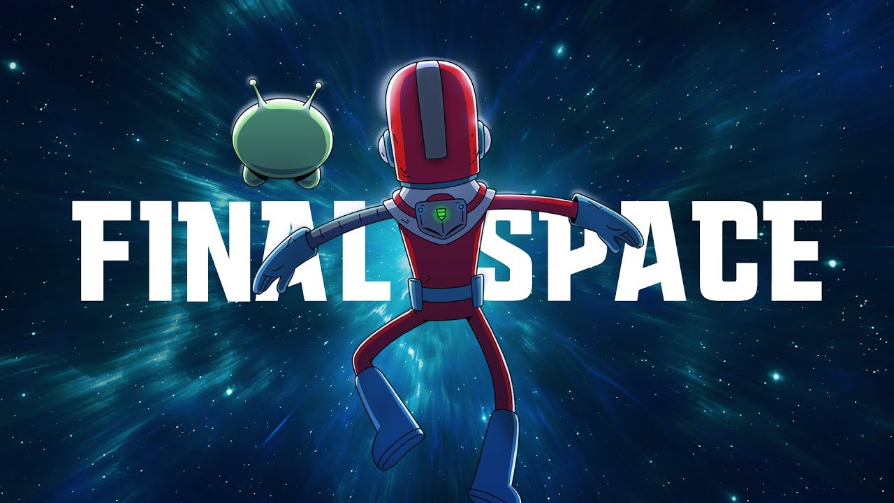 دانلود سریال Final Space