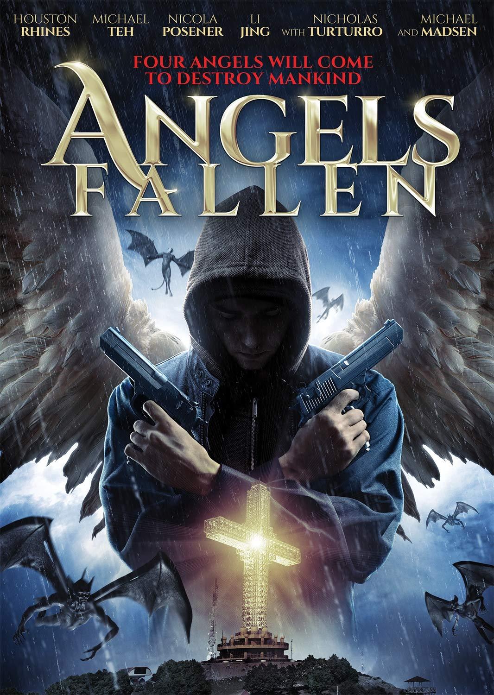 دانلود فیلم ترسناک Angels Fallen 2020 سقوط فرشتگان