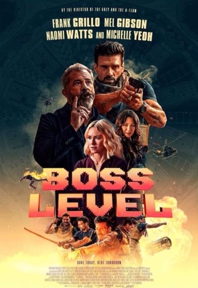 دانلود فیلم اکشن Boss Level 2020 رتبه رئیس با دوبله فارسی