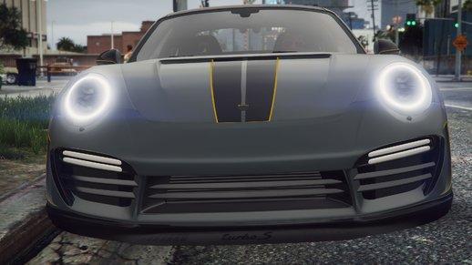 خودرو پورشه 911 GTR 2018 برای GTA V