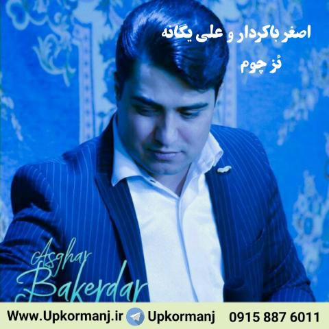 دانلود آهنگ کرمانجی جدید اصغر باکردار و علی یگانه به نام از چوم