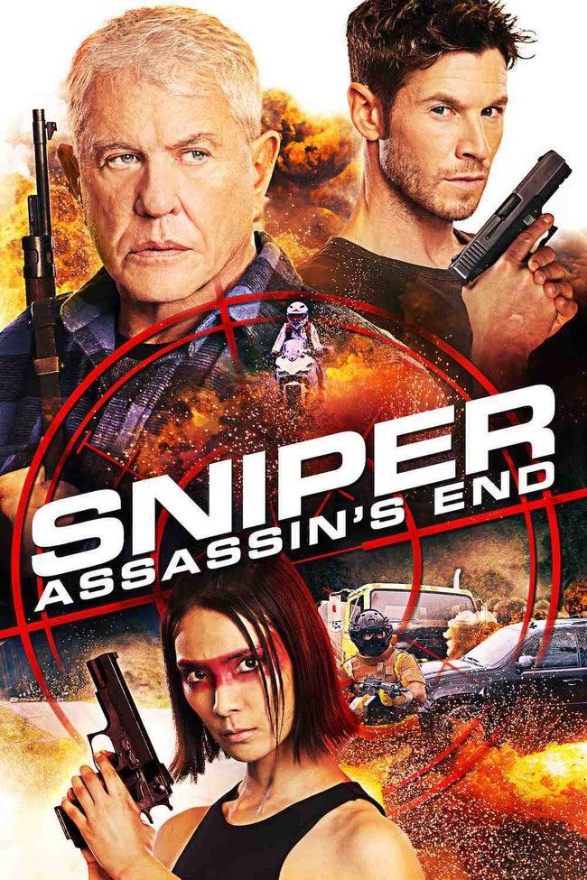 دانلود فیلم اکشن Sniper: Assassin's End 2020 تک تیرانداز: پایان آدمکش دوبله فارسی