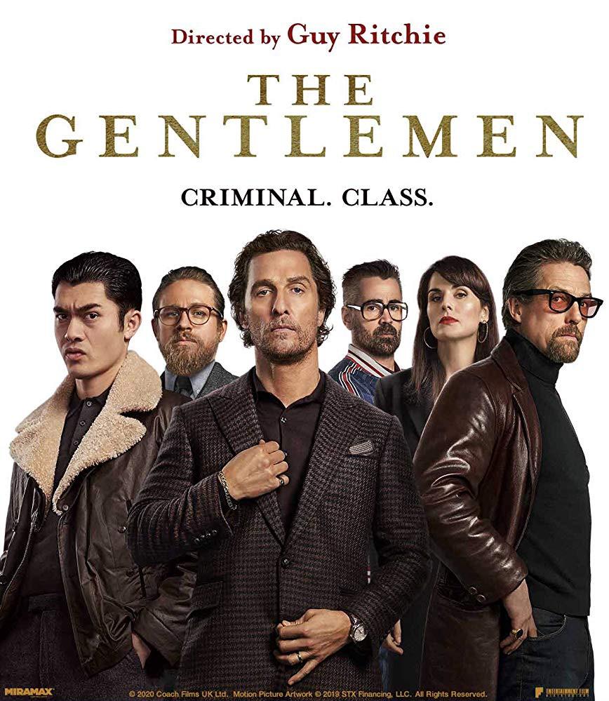 دانلود فیلم The Gentlemen 2019 با زیرنویس فارسی چسبیده + دوبله