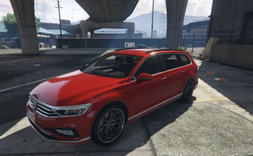 خودرو فولکس واگن پاسات 2020 برای GTA V