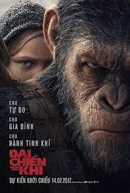 فیلم جنگ برای سیاره میمون ها 3 دوبله فارسی War for the Planet of the Apes