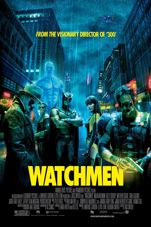 دانلود سریال واچمن Watchmen