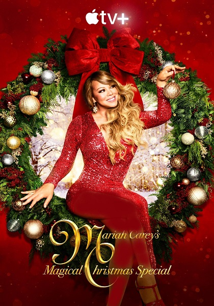 دانلود فیلم Mariah Careys Magical Christmas Special 2020