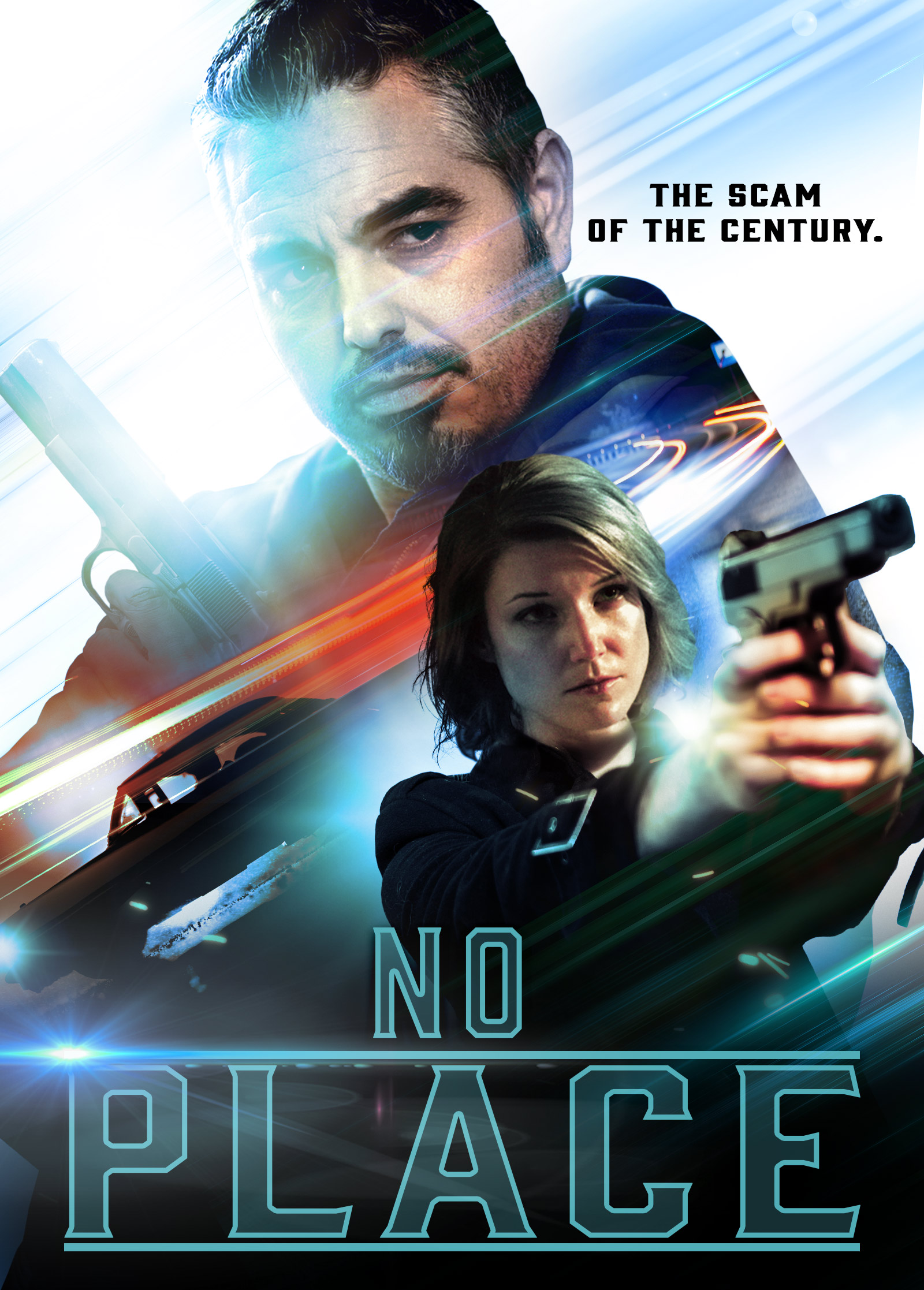 دانلود فیلم جنایی No Place 2020 هیچ جا