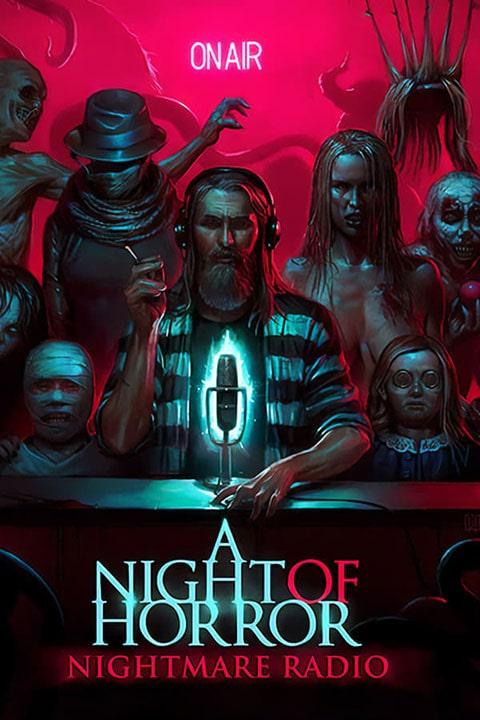 دانلود فیلم یک شب ترسناک : کابوس رادیو